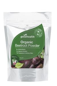Good Health Organic Beetroot Powder 100g