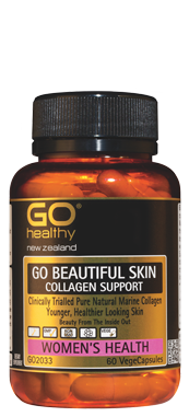 GO Healthy Beautiful Skin Collagen Support