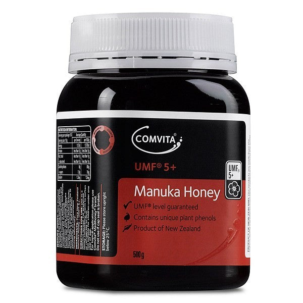Comvita UMF 5+ Active Manuka Honey