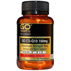 GO Health CO-Q10 160mg
