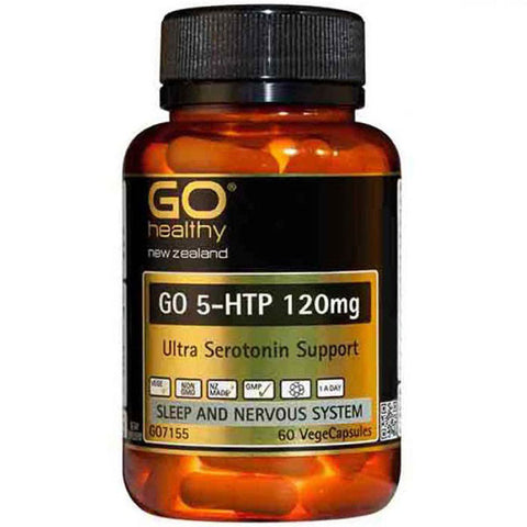 GO Healthy 5-HTP 120mg