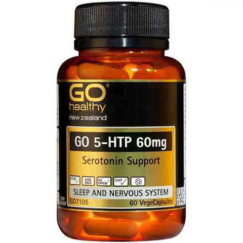 GO Healthy 5-HTP 60mg