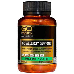 GO Healthy Allergy Support