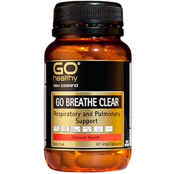 GO Healthy Breathe Clear