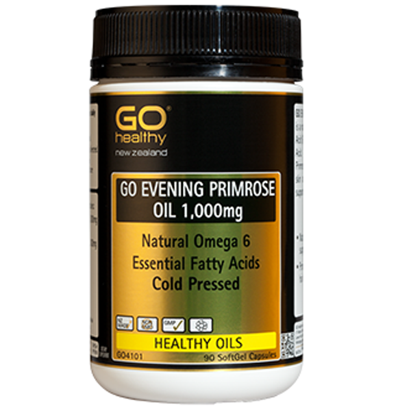 GO Healthy Evening Primrose Oil 1000mg