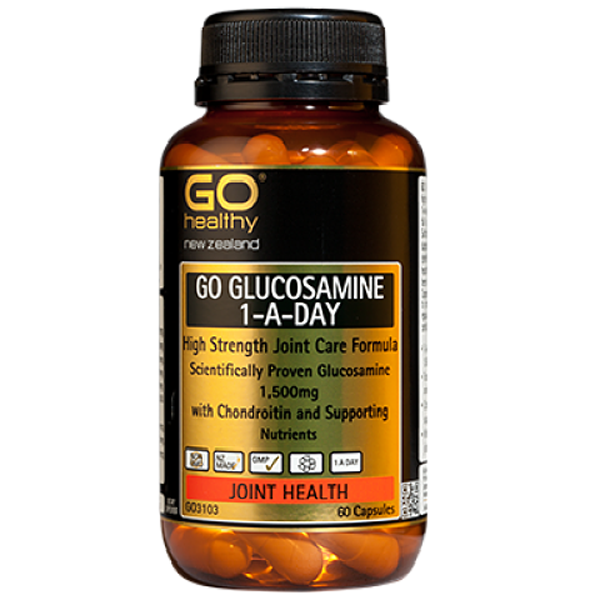 GO Healthy Glucosamine 1-a-day