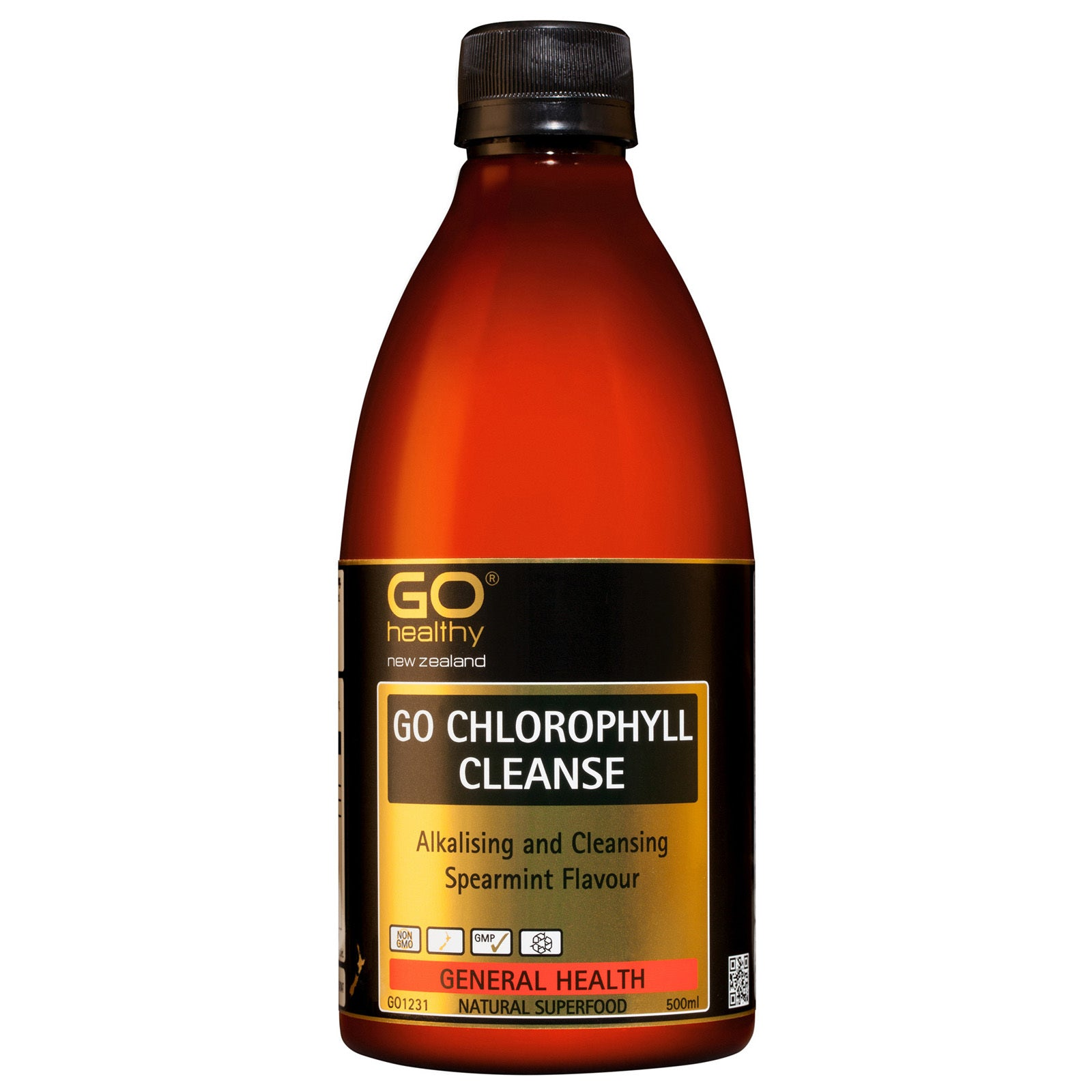 GO Healthy GO Chlorophyll Cleanse Liquid 500ml