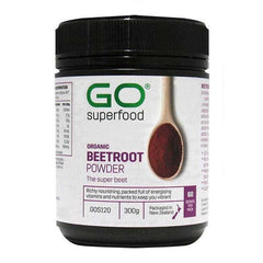 GO Healthy Go Beetroot Powder Organic