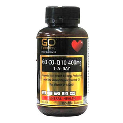 GO Healthy GO CoQ10 400mg 1-A-Day