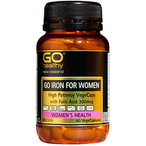 GO Healthy Iron for Women