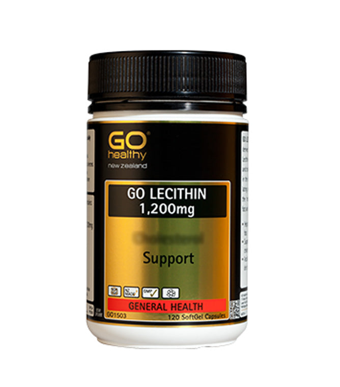 Go Healthy Lecithin 1200mg