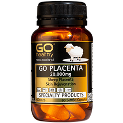 GO Healthy Placenta 20,000mg