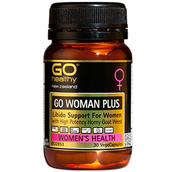 GO Healthy Woman Plus