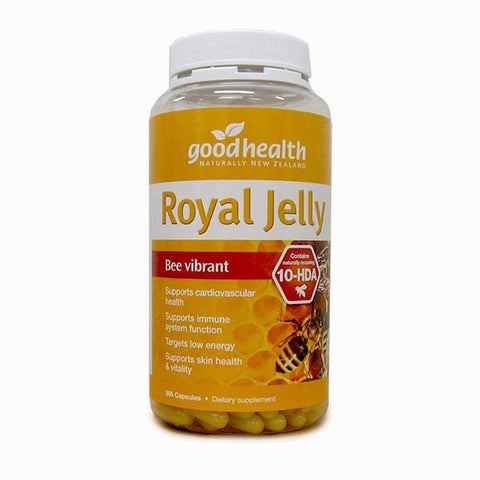 Good Health Royal Jelly