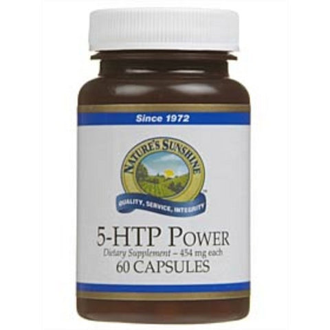 Nature's Sunshine 5-HTP Power
