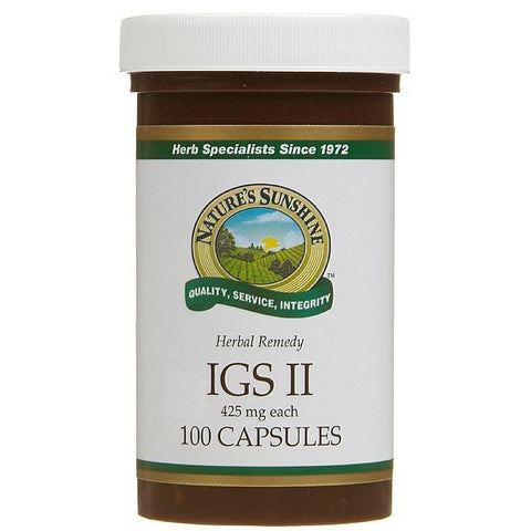 Nature's Sunshine IGS-II - Lymph-Gland Cleanse