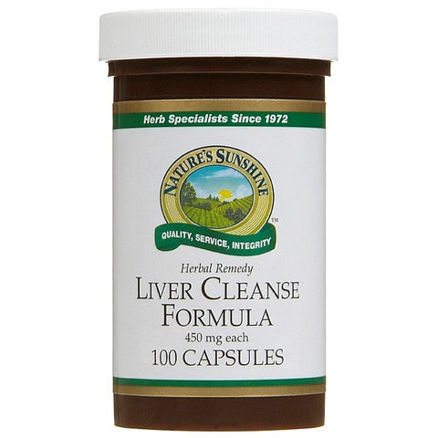 Nature's Sunshine Liver Cleanse Formula