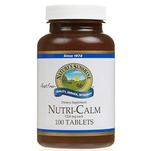 Nature's Sunshine Nutri Calm