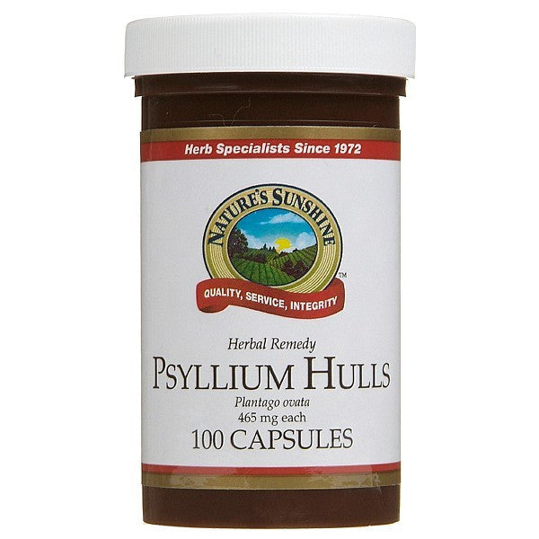 Nature's Sunshine Psyllium Hulls
