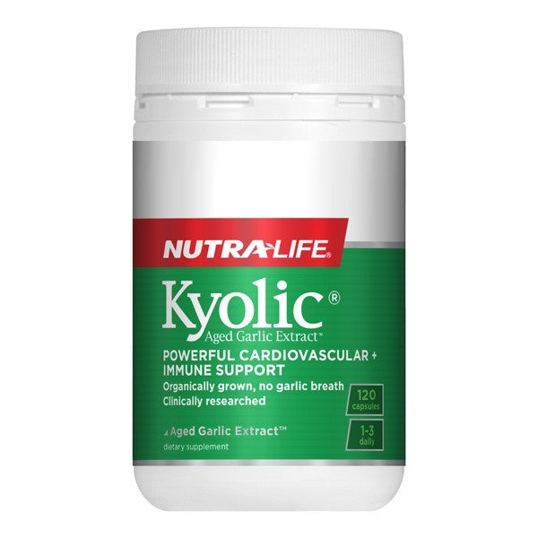 Nutralife Kyolic High Potency Formula