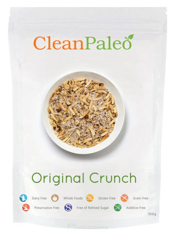 Clean Paleo Original Crunch 350g