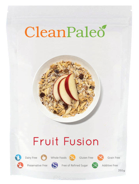 Clean Paleo Fruit Fusion 350g