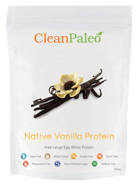 Clean Paleo Native Vanilla Protein