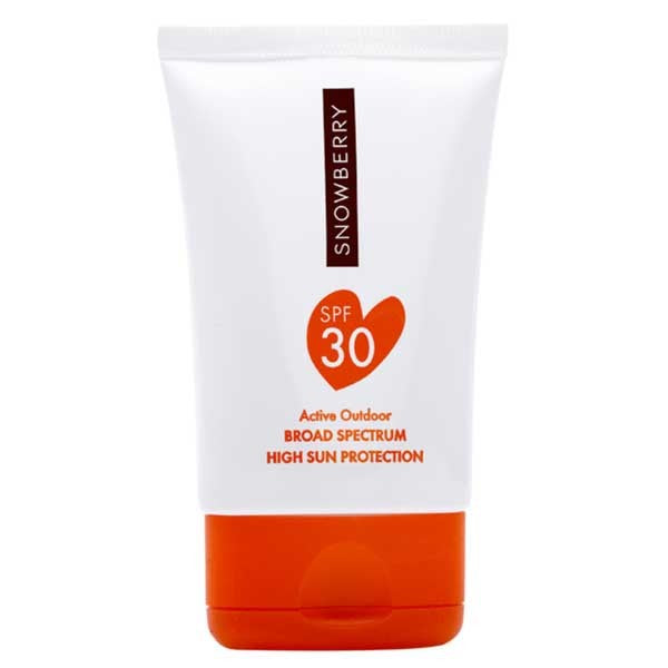 Snowberry Active Outdoor 30 SPF