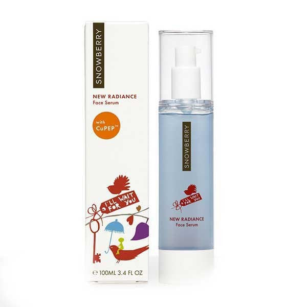 Snowberry New Radiance Face Serum