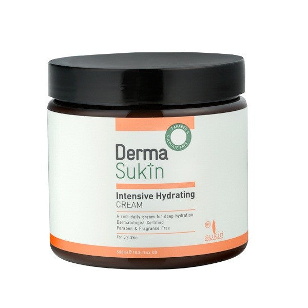 Sukin Derma Skin Intensive Hydrating Cream