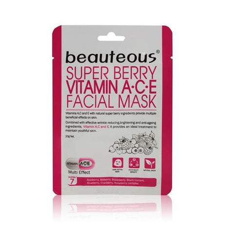 Beauteous Super Berry Vitamin A.C.E Mask
