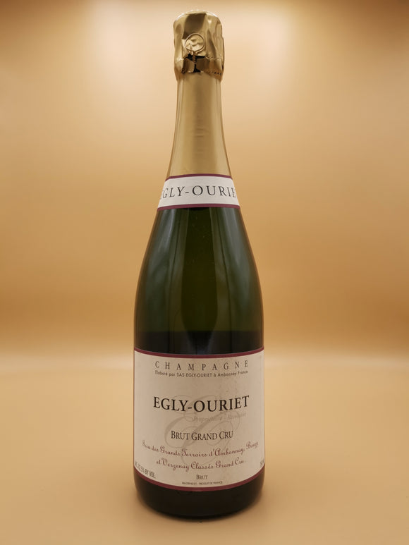 Champagne Egly-Ouriet  Brut Grand Cru | Vin et Alchimie