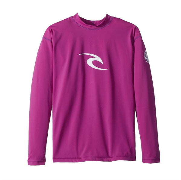 Rip Curl Corpo Long Sleeve Rashguard - Girls?id=15666820513851