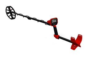 "Minelab VANQUISH 340 Waterproof Metal Detector with V10 10""X7"" Double-D Coil"