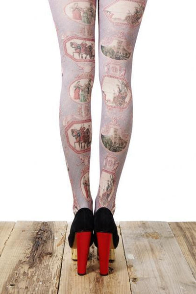 Grimoire Verum Wonderful Parade Toile Tights
