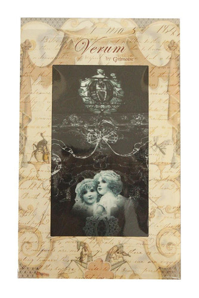 Grimoire Verum Un musee de l'art d anges Tights