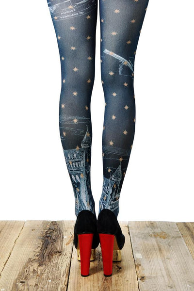 Grimoire Verum Magic Telescope Tights