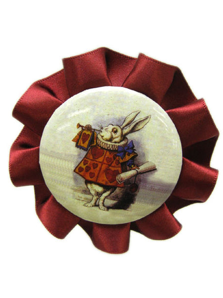 Trump Rabbit Badge