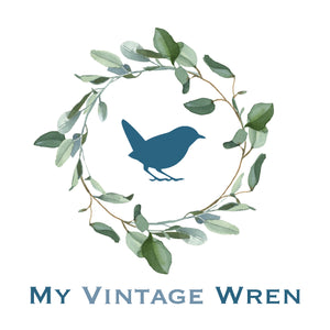 My Vintage Wren for vintage homewares and gifts