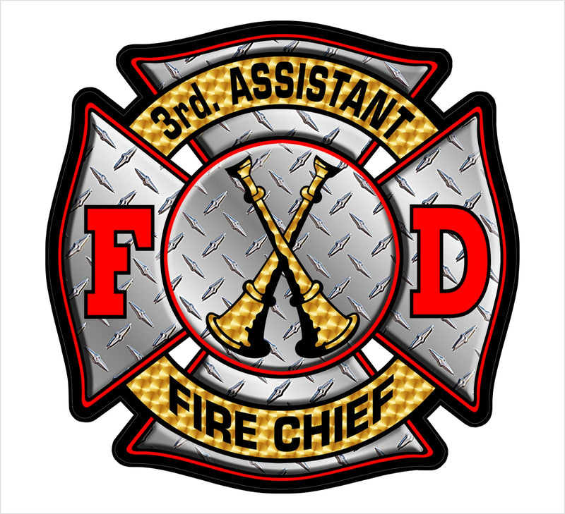 3rd Assistant Fire Chief DP Maltese - Powercall Sirens LLC