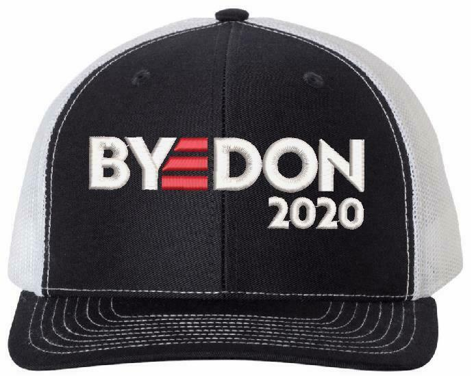 Byedon 2020 Hat Joe Biden Custom Embroidered Richarson 112 Hat - Various Colors - Powercall Sirens LLC