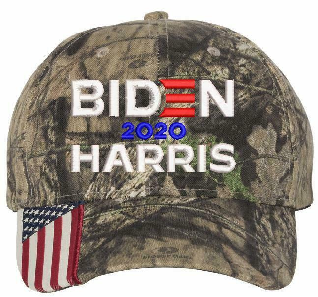 Joe Biden Kamala Harris For President 2020 CWF305 Outdoor Embroidered Adj. Hat - Powercall Sirens LLC