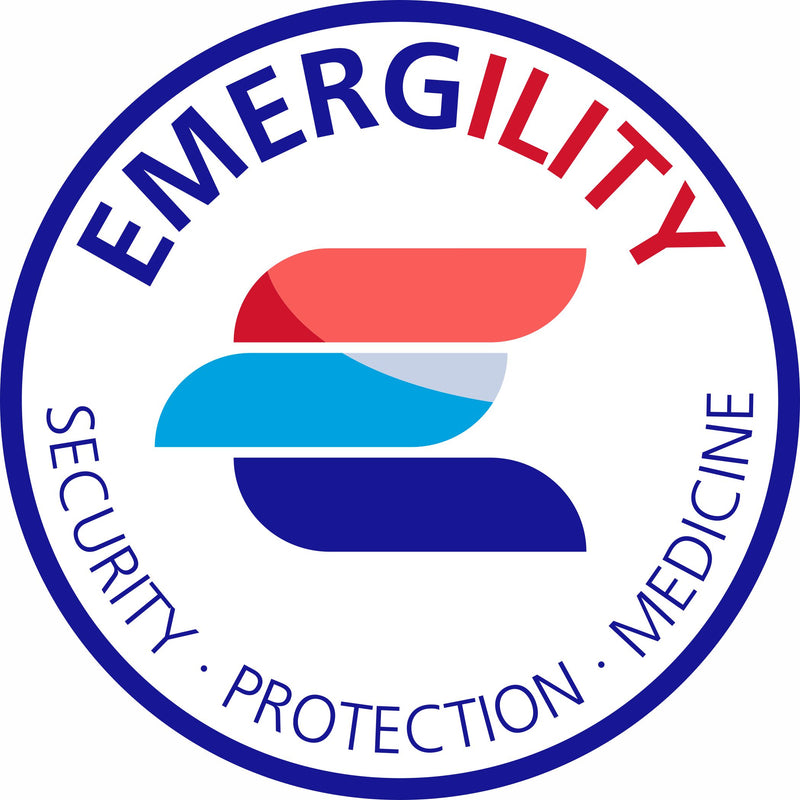 Emergility Security Protection Customer Decal - Powercall Sirens LLC