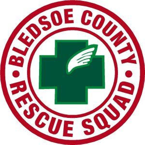 Bledsoe County Rescue Squad Decal