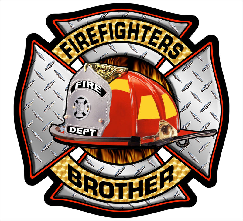Firefighters Brother DP Style Maltese - Powercall Sirens LLC