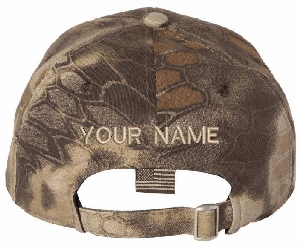 Badge Style Highlander Embroidered Hat - Powercall Sirens LLC