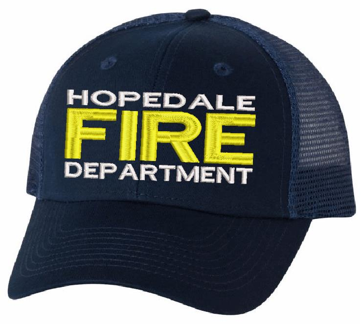 Interliance Fire Energy Solutions Custom embroidered hat