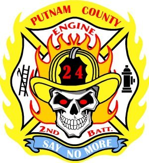 Putnam County Fire Customer Decal