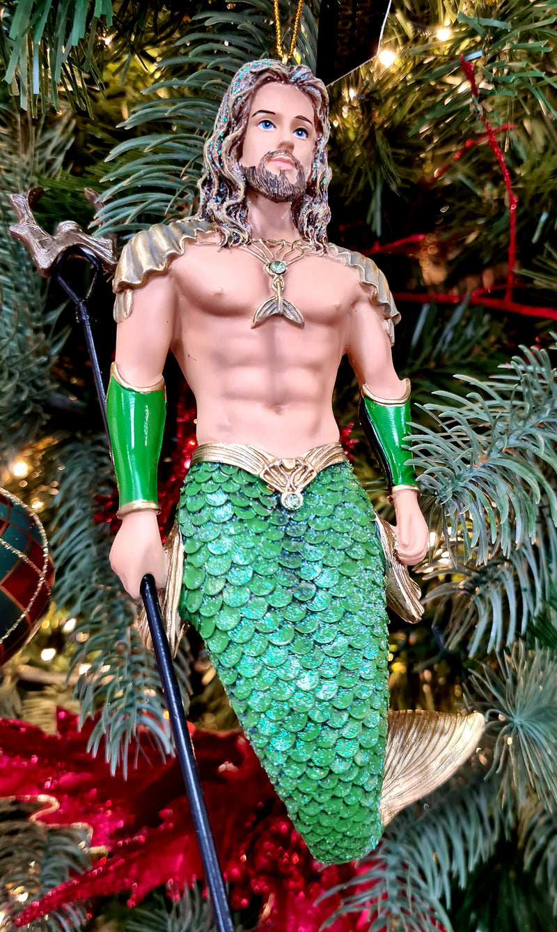 December Diamonds Merman - Atlantis