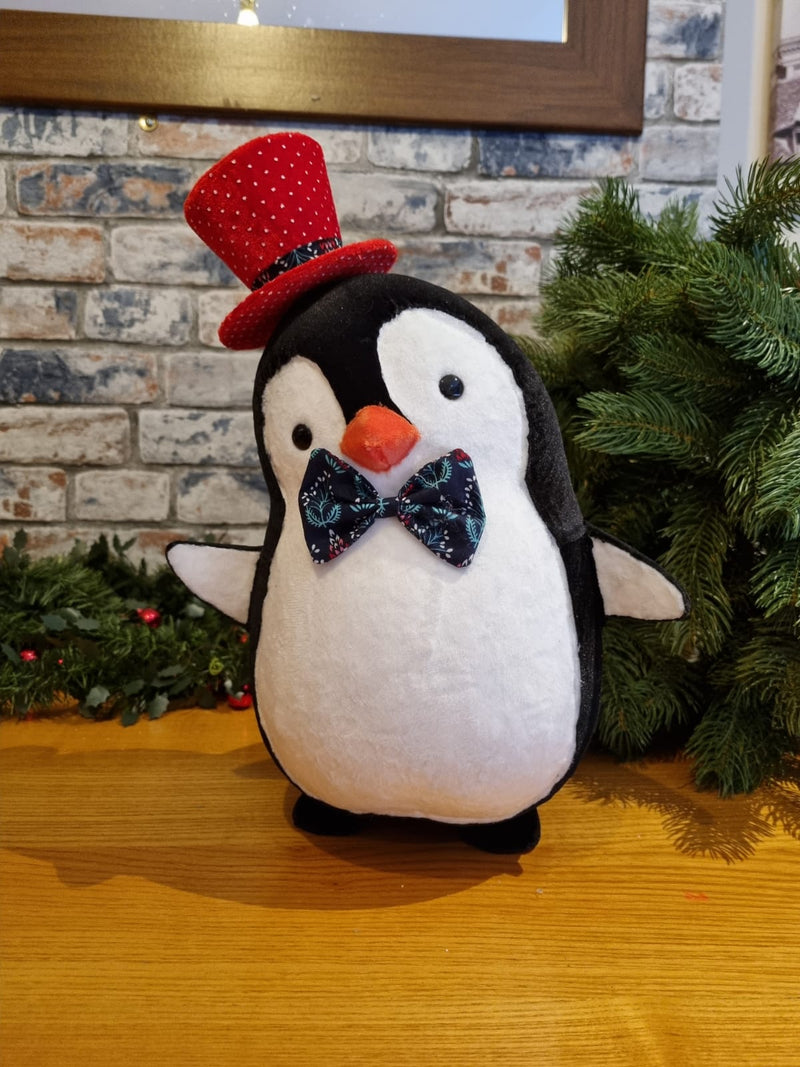 Penguin with Top Hat  - (Animal)